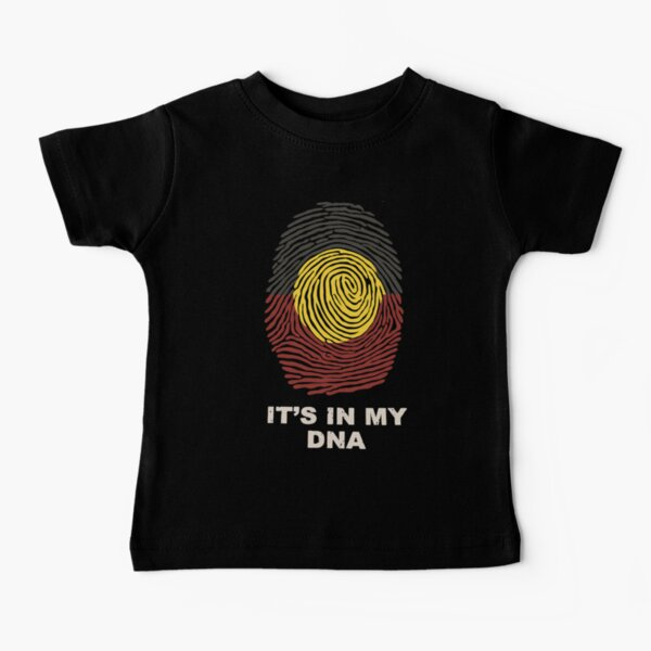 Aboriginal Basic DNA Baby T-Shirt
