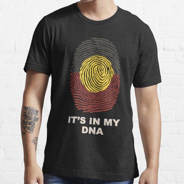 Aboriginal Basic DNA Essential T-Shirt