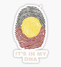 Aboriginal Basic DNA Sticker