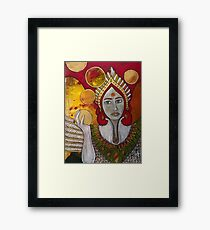 Eos Framed Print