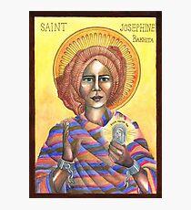 [Icon] St. Josephine Bakhita Photographic Print