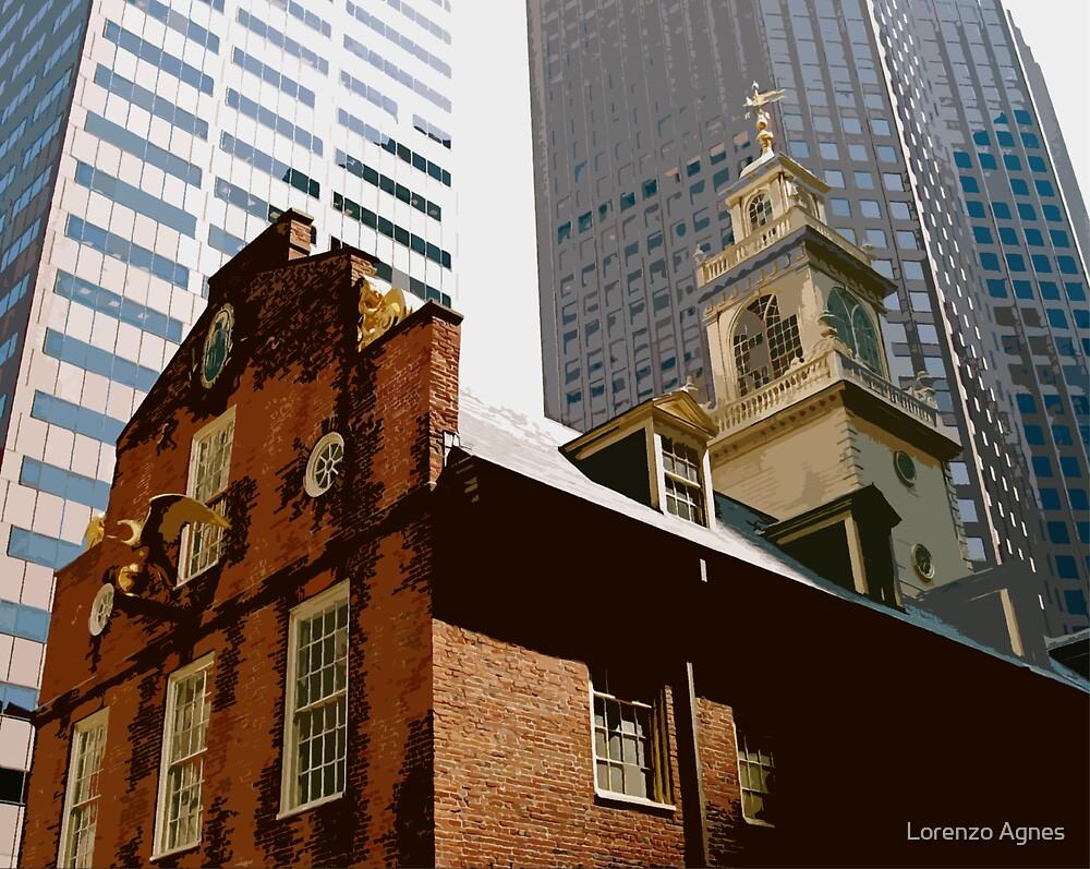Old State House, Boston by zodezine