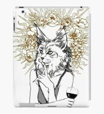 Fur Gurl iPad Case/Skin