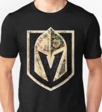 FLORALS - Golden Knights Unisex T-Shirt