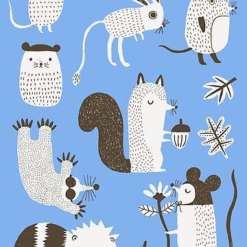 Mice by HuiSkipp