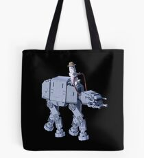 Outlaw from a Frozen Land Tote Bag
