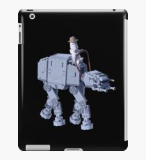 Outlaw from a Frozen Land iPad Case/Skin