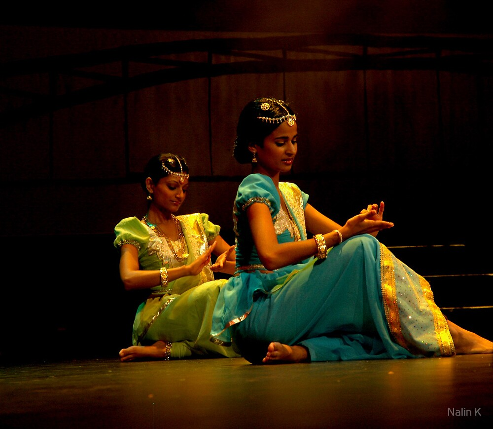 Traditional Dance by Nalin K