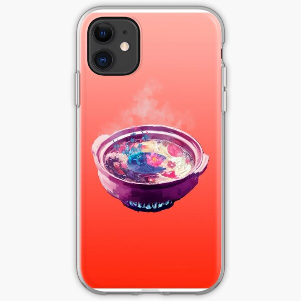 Hotpot iPhone Soft Case