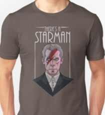 Doctor Who- Starman Unisex T-Shirt