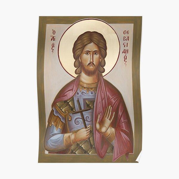 St Sebastian Poster