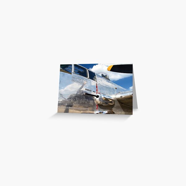Reflections of Flight Greeting Card