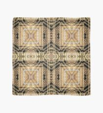 Black and Gold • Art Deco Fusion • Geometric Scarf