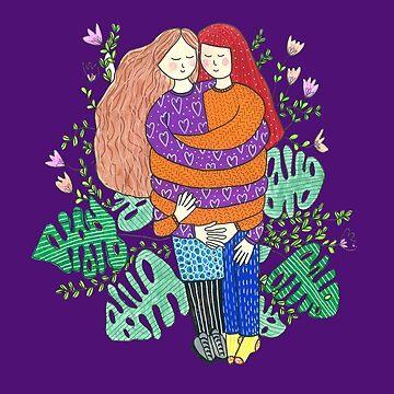 Love Is Love Is Love Is Love by DoodlesAndStuff