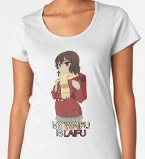 Waifu Inspired Anime Shirt Women's Premium T-Shirt