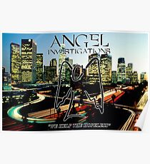 Angel Investigations Poster