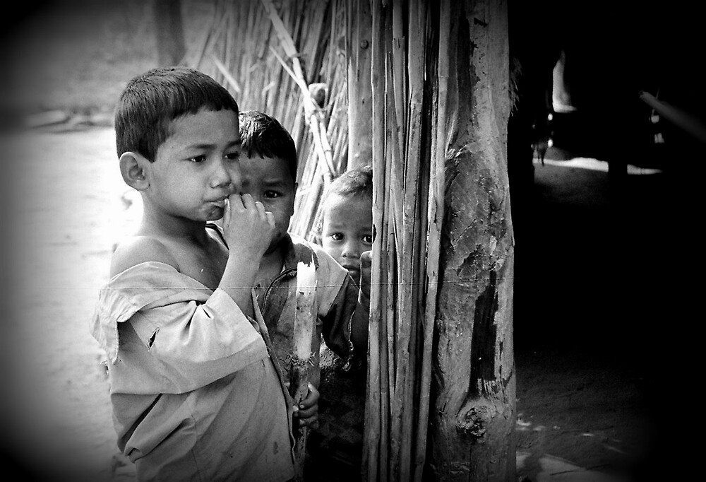 Look of Innocence.... by traveljunky