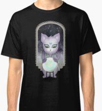 Mystic Miku | Crystal Ball & Zodiac | Black Classic T-Shirt