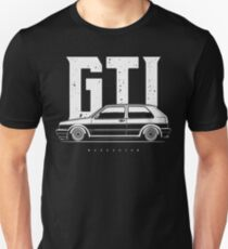 Golf GTI mk2 Unisex T-Shirt