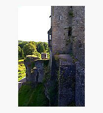 From the battlements Photographic Print