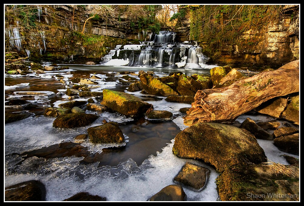 Cotter Force a different view by Shaun Whiteman