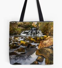 Cotter Force a different view Tote Bag