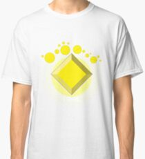 I Think, Yellow Diamond Classic T-Shirt