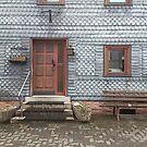 Bad Berleburg - Facade #1 by Benedikt Amrhein