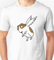 Flying Guinea Pig Unisex T-Shirt