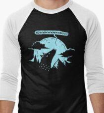 Nothern Wolf Men's Baseball ¾ T-Shirt