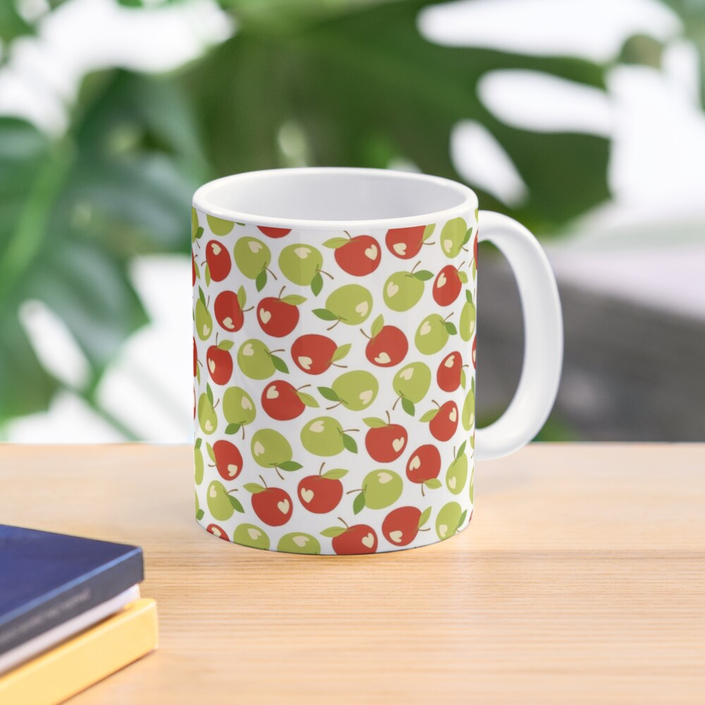 Bitten apples Mug