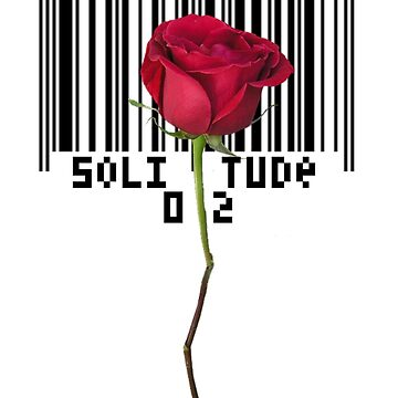Rose Barcode - solitude 0.2 by solitude02