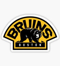 boston bruins Sticker