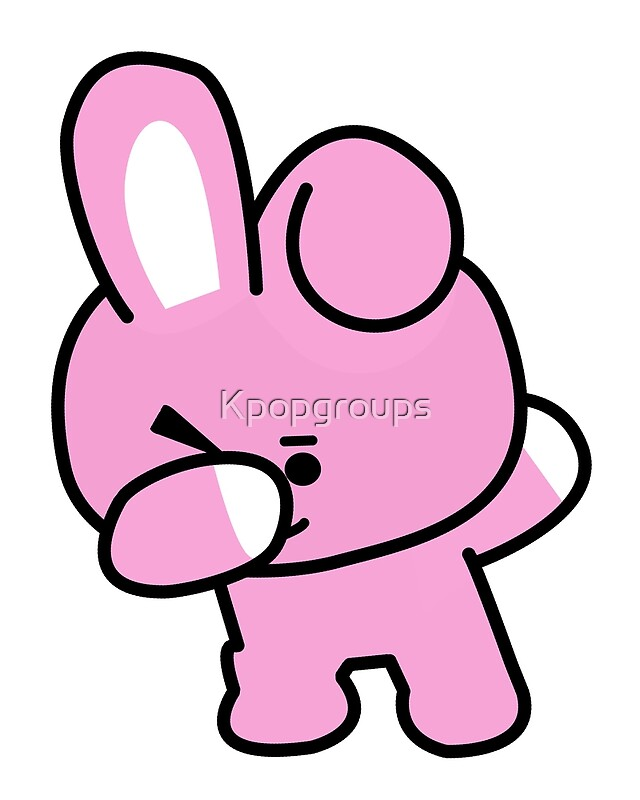 """Cooky Dabbing - BTS/BT21"" by Kpopgroups 