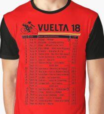 Vuelta a Espana 2018 Graphic T-Shirt