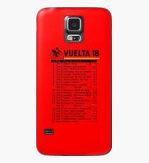 Vuelta a Espana 2018 Case/Skin for Samsung Galaxy