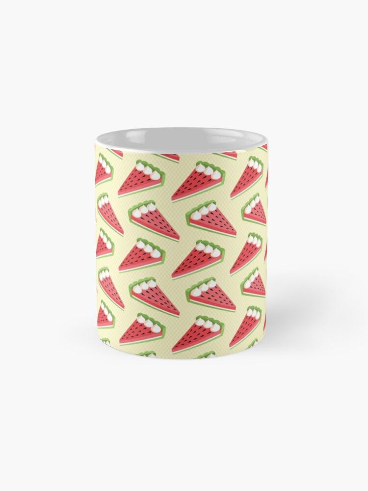 Alternate view of Watermelon pie Mug