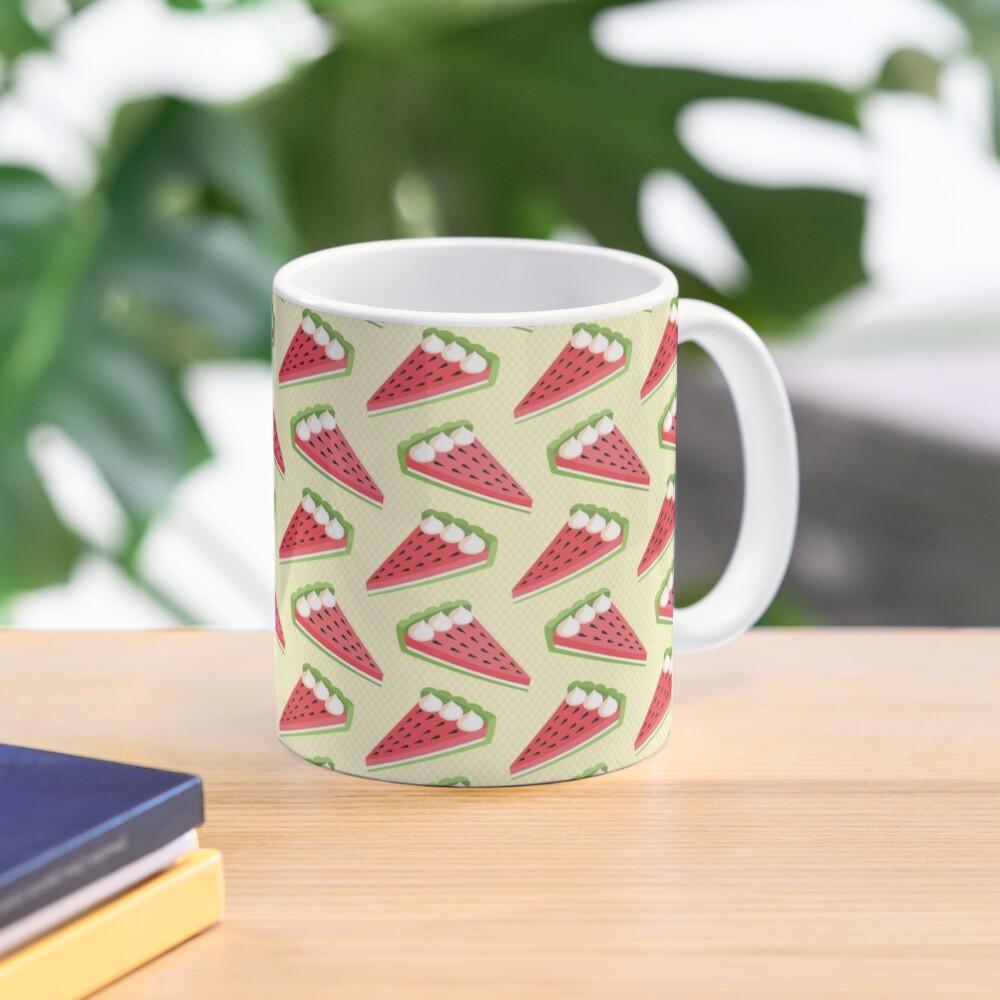Watermelon pie Mug