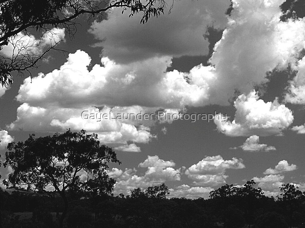 Darling Downs Skyscape by GayeLaunder Photography