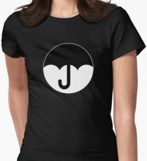Umbrella Women's Fitted T-Shirt