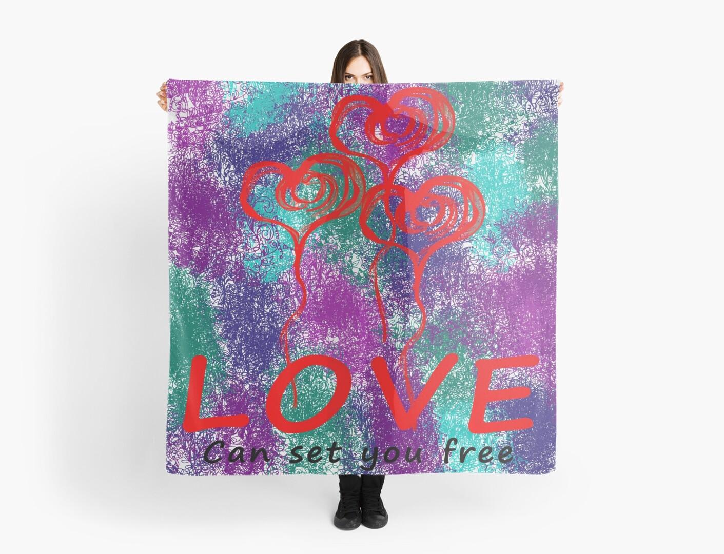 Love design by Colin Majury