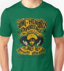 Jimi Hendrix Unisex T-Shirt
