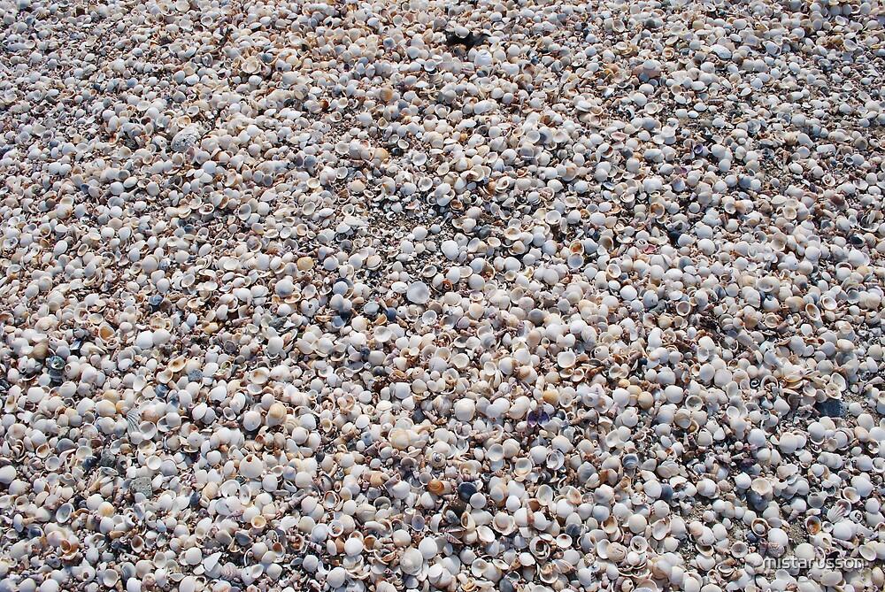 One million shells by mistarusson