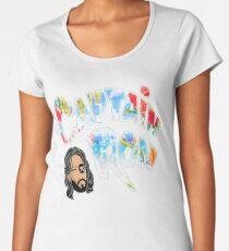 Captain Ron Women's Premium T-Shirt