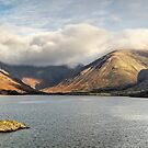 Wastwater Panorama by Jamie  Green