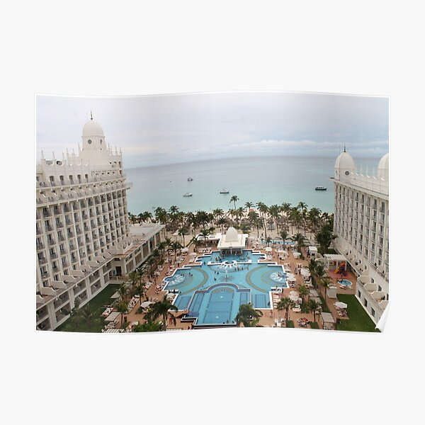 Aruba, resort, spa, health resort, 2017, 03 Poster