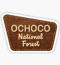 Ochoco National Forest Sticker