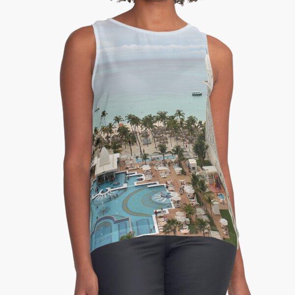 Aruba, resort, spa, health resort, 2017, 04 Sleeveless Top