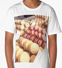 Macarons Long T-Shirt