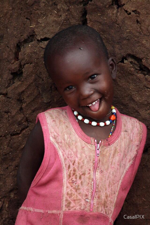 Maasai, Kenya by CasalPIX